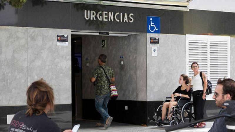 14 horas - Una niña de tres años en estado crítico tras ingerir éxtasis en Ibiza - Escuchar ahora