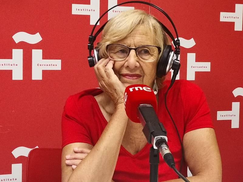 No es un día cualquiera - Manuela Carmena - Escuchar ahora