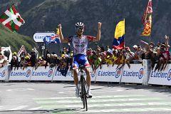 Tablero deportivo - Tour de Francia 2019 | Etapa 14: Thibaut Pinot escribe su nombre en lo alto del Tourmalet