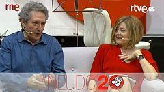 No es un día cualquiera - Miguel Ríos cameo cinematográfico con Santa Lucía