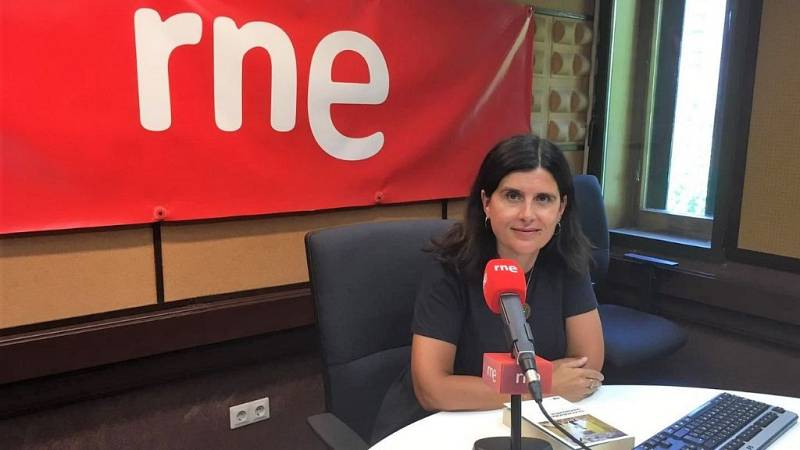 Oxiana - Beatriz Lecumberri | Entrevista - Escuchar ahora
