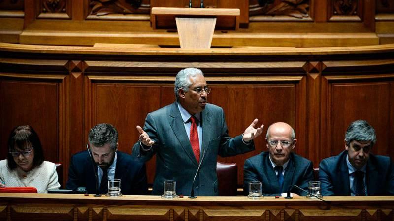 Las mañanas de RNE con Íñigo Alfonso - ¿Por qué funciona el gobierno de coalición en Portugal? - Escuchar ahora