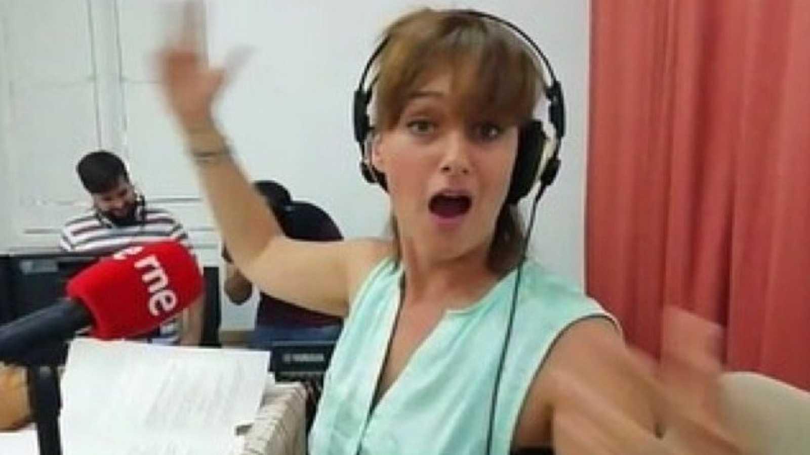 La sala - Patricia Estremera y sus Teatrellas en los Cursos de Verano - 21/07/19