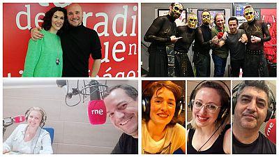 Las cuñas de RNE - El regidor de musicales Gonzalo Lisiardi y The Primitals, protagonistas de 'La sala' - Escuchar ahora
