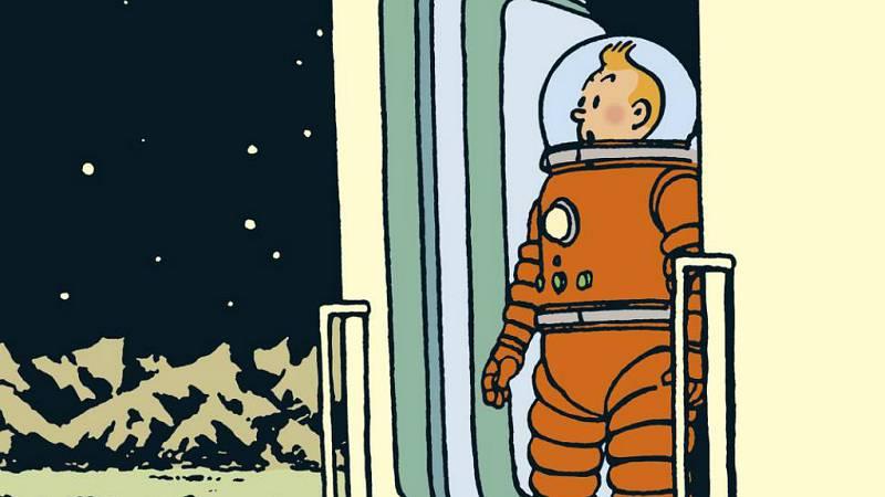 Viñetas y bocadillos - Tintín y la Luna - 24/07/19 - Escuchar ahora