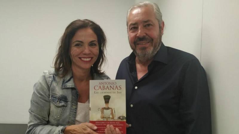 Libros de Arena - Antonio Cabanas - Escuchar ahora