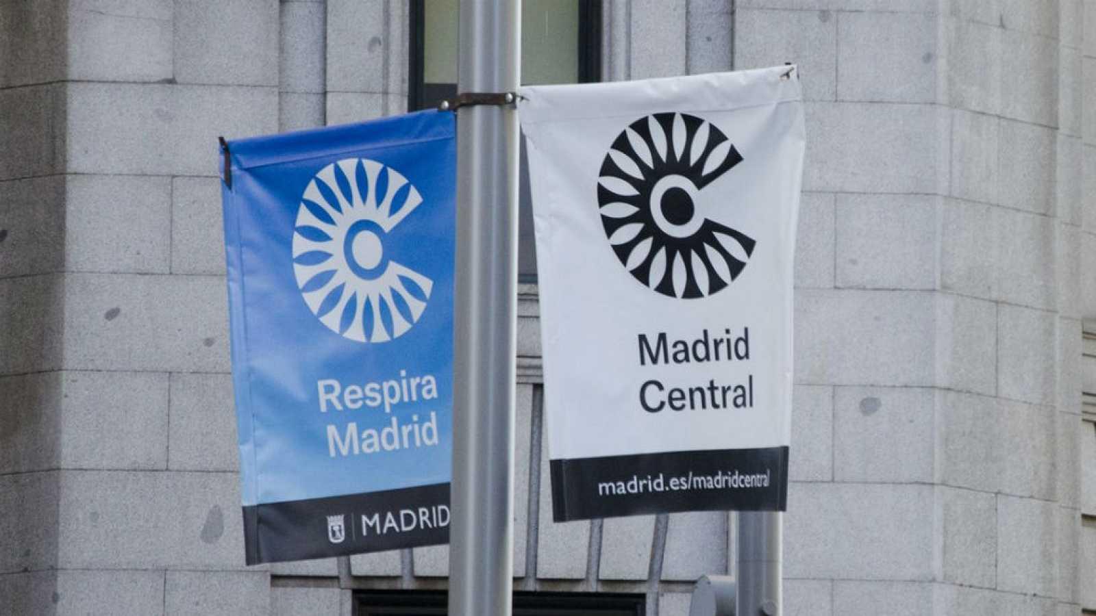 14 horas - Bruselas denunciará a España ante la justicia europea por la contaminación en Madrid y Barcelona - escuchar ahora