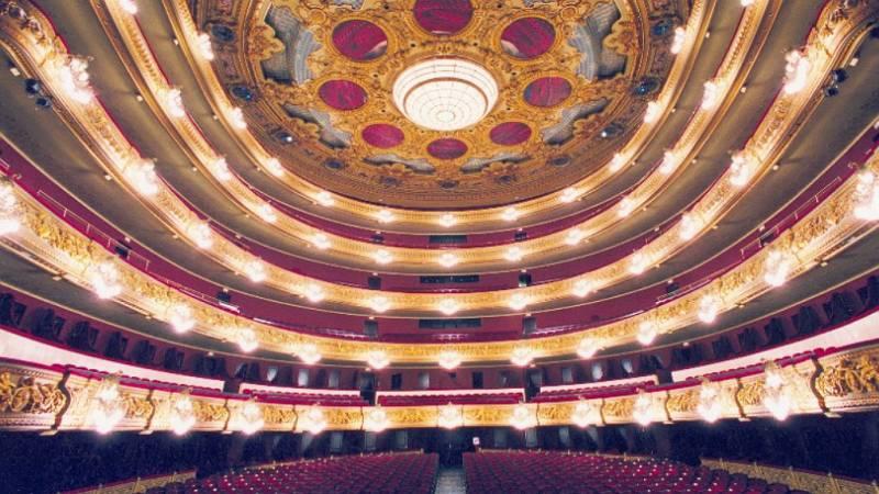 La España invertebrada - El Liceu reabre sus puertas - 26/07/19 - Escuchar ahora