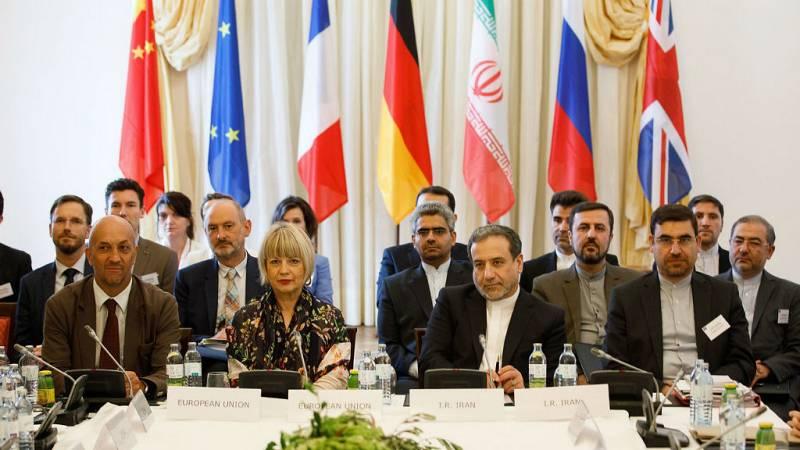 14 horas fin de semana - Rohaní: La retirada de EEUU del JCPOA es la causa de la tensión en el Pérsico - Escuchar ahora