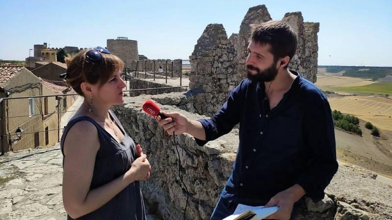 Oxiana - Tamara Crespo | Entrevista en Urueña - Escuchar ahora