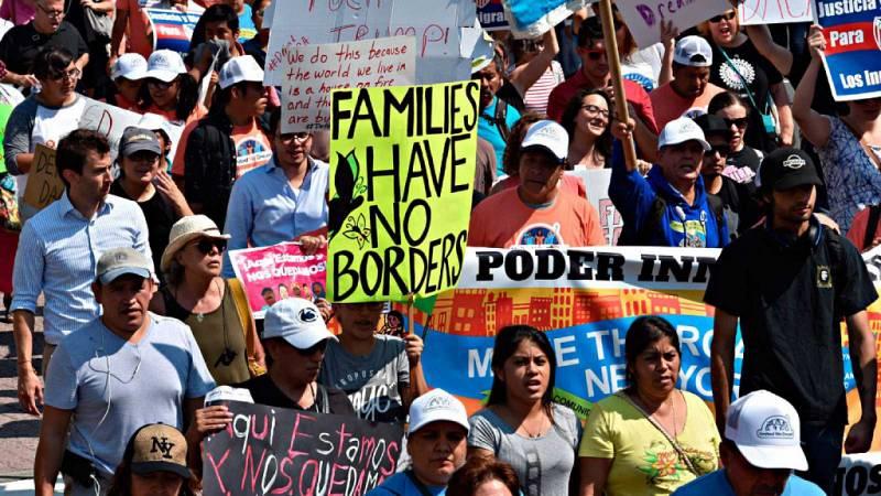 Reportajes 5 Continentes - Los Dreamers, una cara de la inmigración en EE.UU. - Escuchar ahora