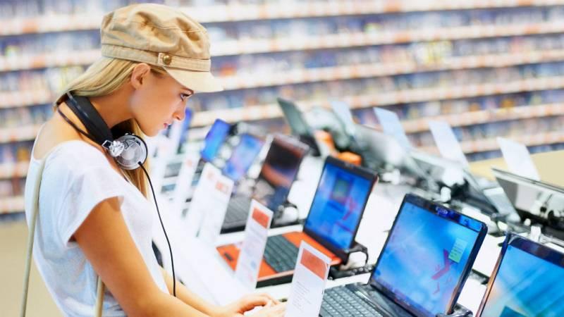 Boletines RNE - Los hogares españoles cada vez gastan más por Internet - Escuchar ahora