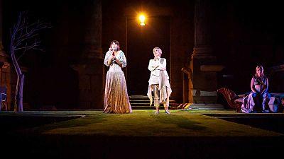 En escena - 'Metamorfosis' en el Teatro Romano de Mérida - 01/08/19 - Escuchar ahora