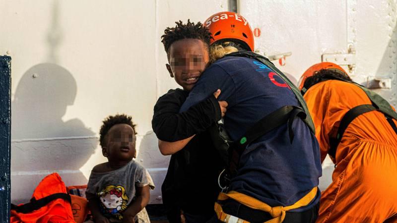 Cinco continentes - Rescates en el Mediterráneo, el INF muerto, Mozambique y Guinea Ecuatorial - 02/08/19 - Escuchar ahora