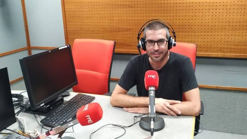 Oxiana - Ander Izagirre | Entrevista - Escuchar ahora