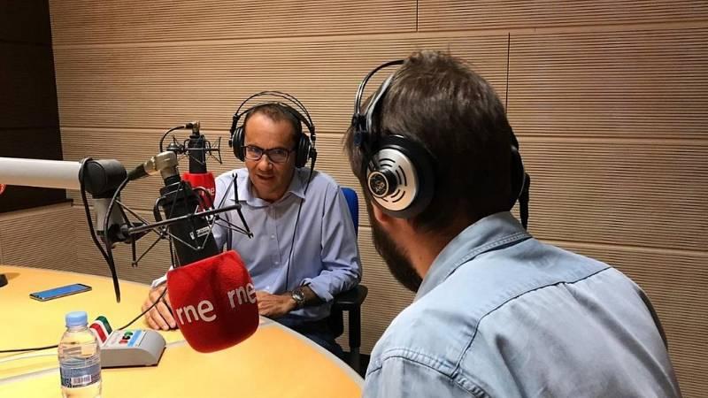 Oxiana - David Jiménez | Entrevista - Escuchar ahora