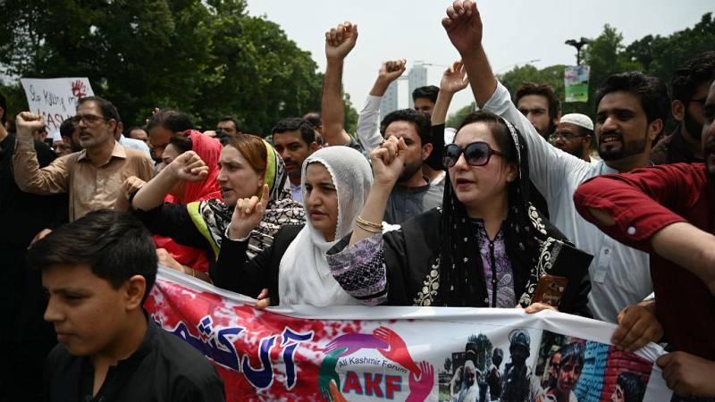 Boletines RNE - El Gobierno de la India revoca la autonomía de Cachemira - Escuchar ahora