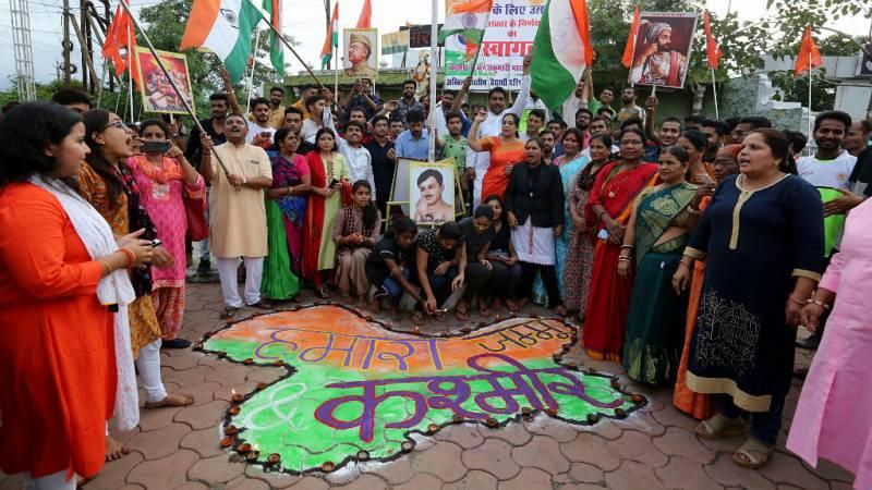 Cinco continentes - Modi suspende la autonomía de Cachemira - 05/08/19 - Escuchar ahora