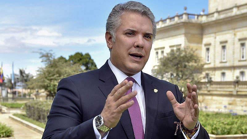 14 horas - Ivan Duque: un año de gobierno en Colombia con más sombras que luces