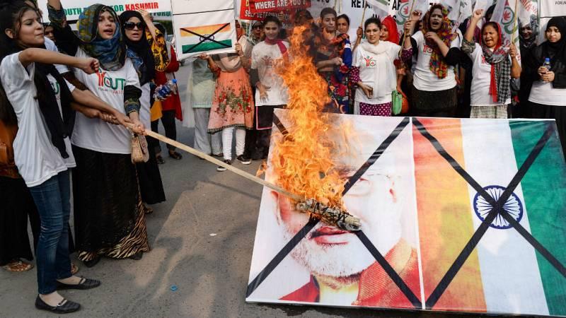 Boletines RNE - Pakistán suspende el comercio con India y revisará sus acuerdos bilaterales  - Escuchar Ahora