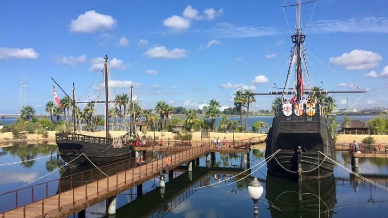Las mañanas de RNE con Íñigo Alfonso - Las Carabelas de Colón y Amstrong - Escuchar ahora