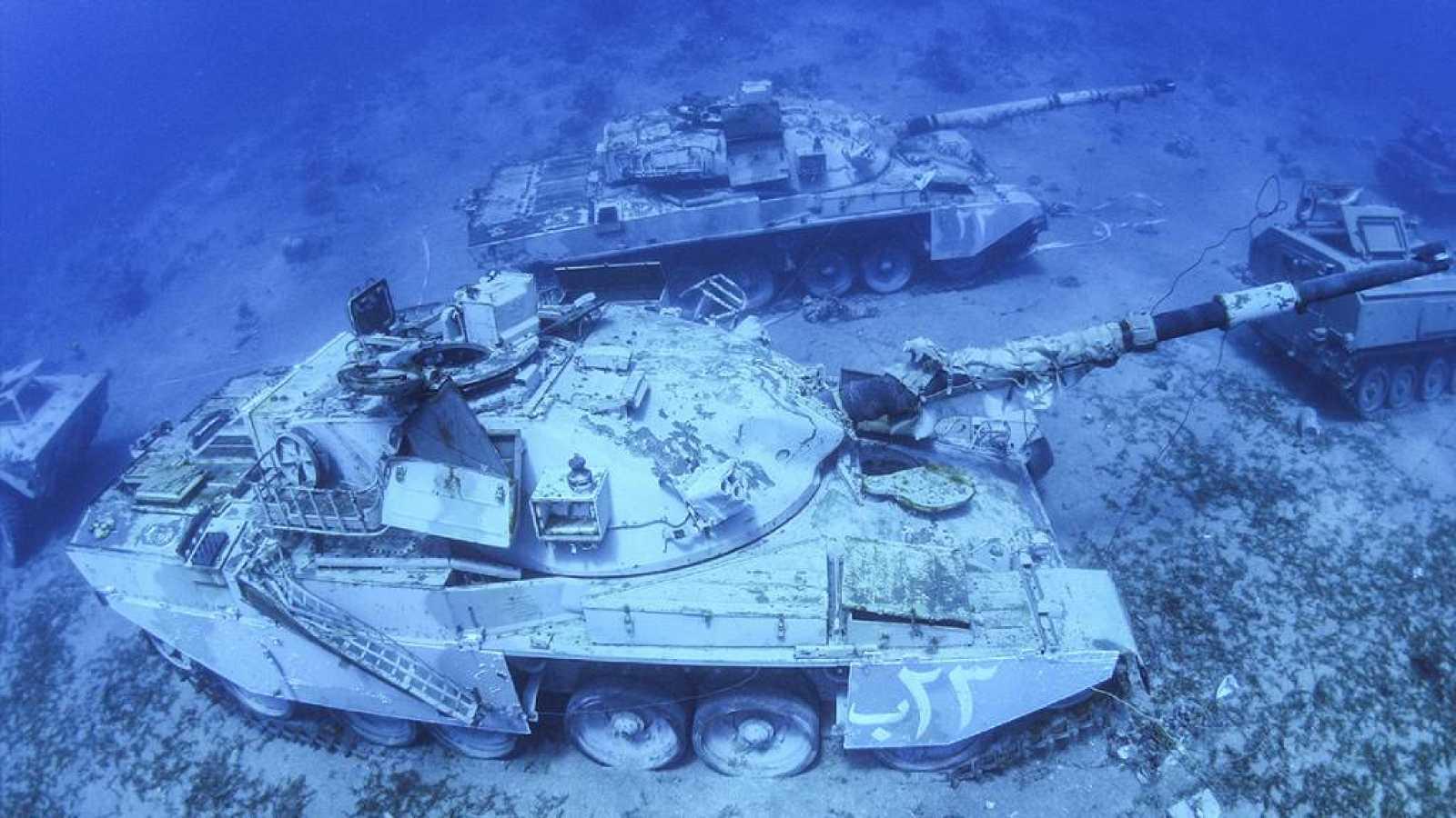 Mundo aparte - Museo militar submarino en el Mar Rojo - 11/08/19 - Escuchar ahora