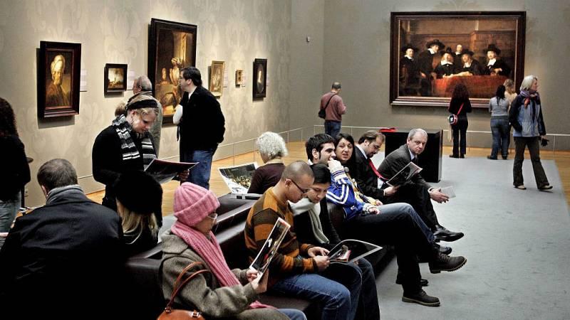 24 horas - Un cuadro vendido por 500 euros podría ser un Rembrandt - Escuchar ahora
