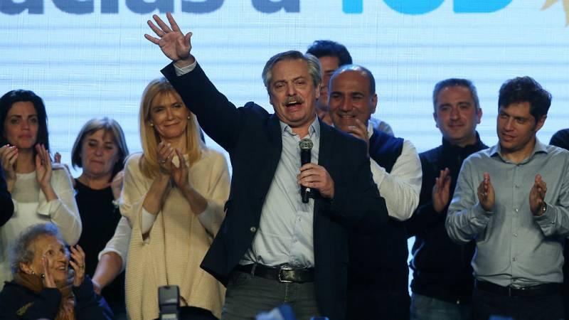 Cinco continentes - Macri se estrella en las primarias de Argentina - Escuchar ahora