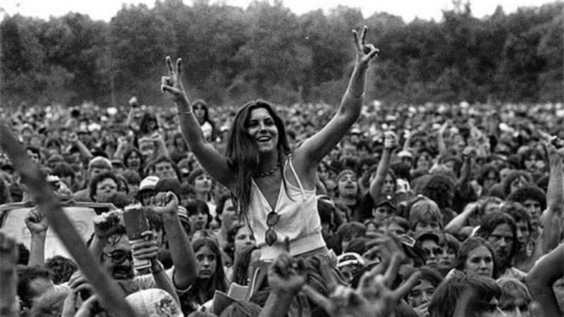 14 horas - 50 años de Woodstock: sexo, drogas y rock - escuchar ahora