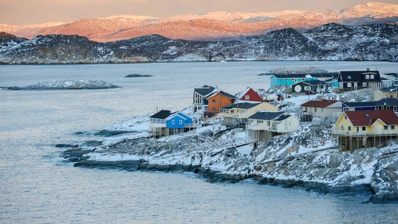 Boletines RNE - Varios medios estadounidenses aseguran que Trump quiere comprar Groenlandia - Escuchar ahora