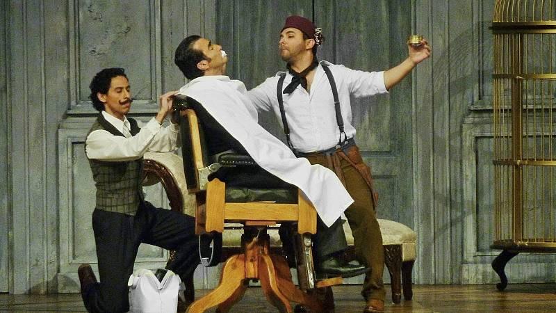 Gran Repertorio - ROSSINI: El Barbero de Sevilla - 18/08/19 - escuchar ahora