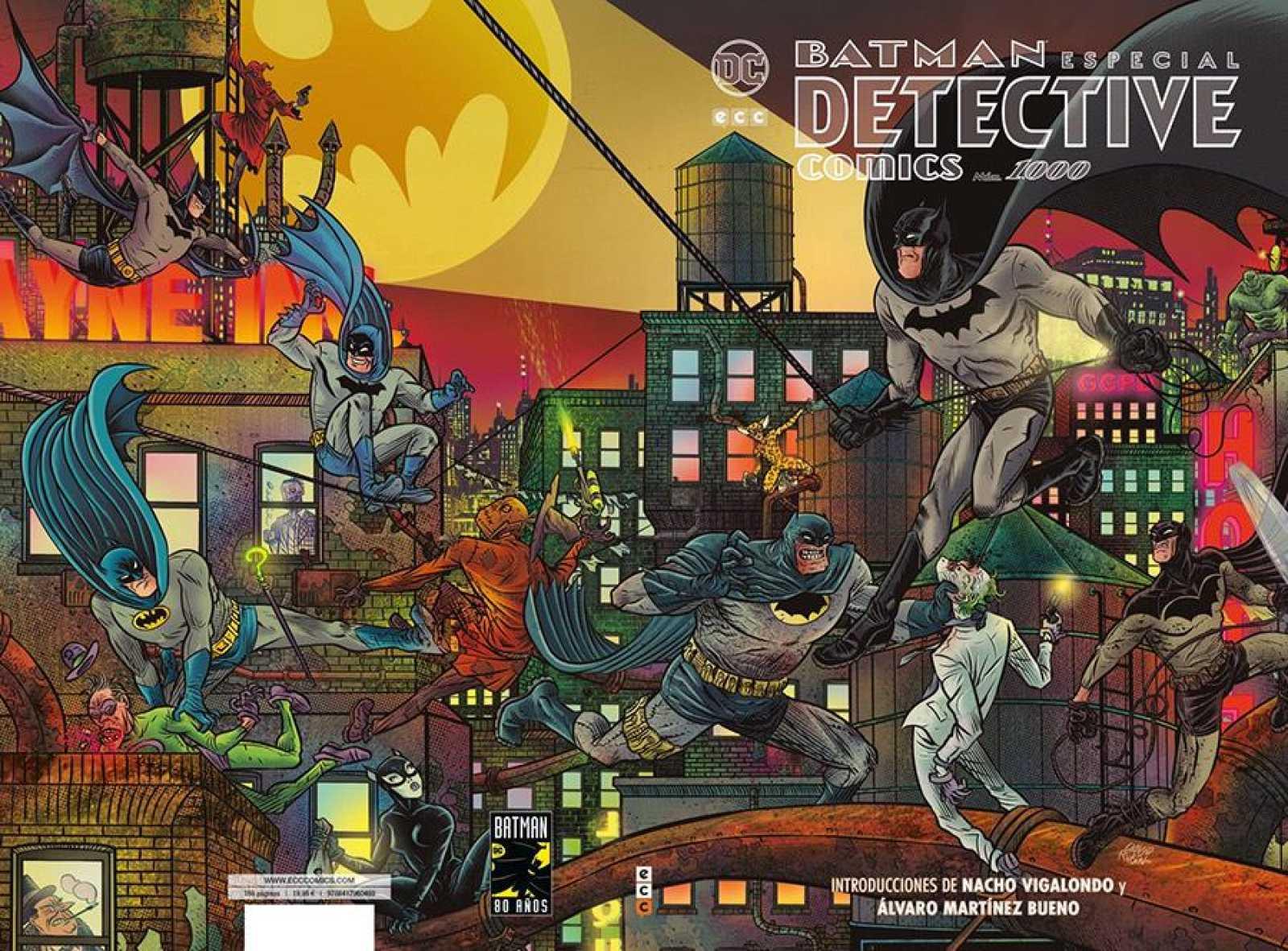 Viñetas y bocadillos - Batman y Rubín - 19/08/19  - escuchar ahora