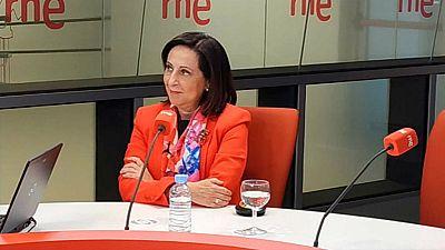 """Las mañanas de RNE con Íñigo Alfonso - El Gobierno avanza una solución inminente para el Open Arms por """"emergencia humanitaria"""" - Escuchar ahora"""