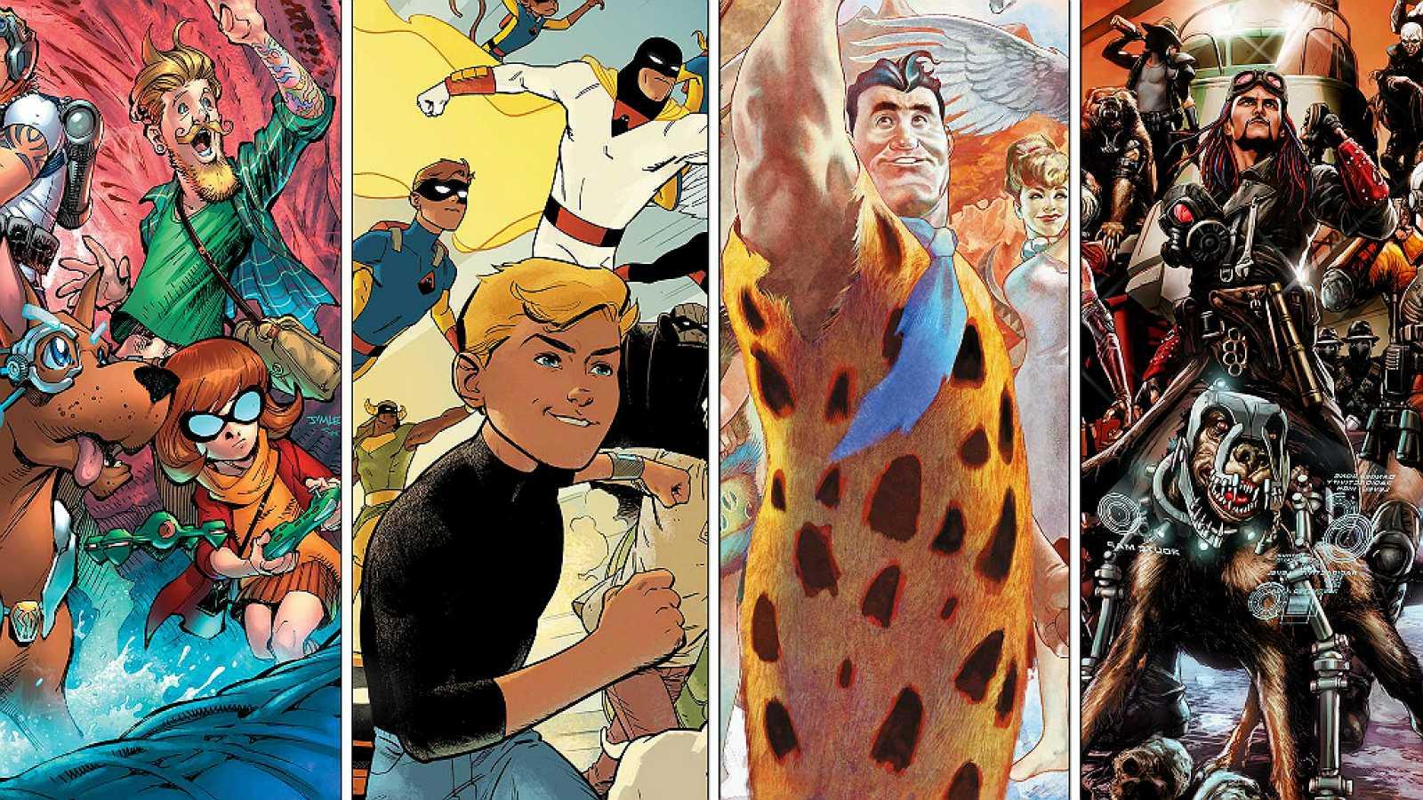 Viñetas y bocadillos - DC & Hanna Barbera - 21/08/19 - Escuchar ahora