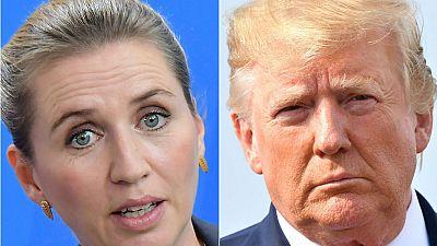 14 Horas - Dinamarca considera ofensivo el gesto de Donald Trump - Escuchar ahora