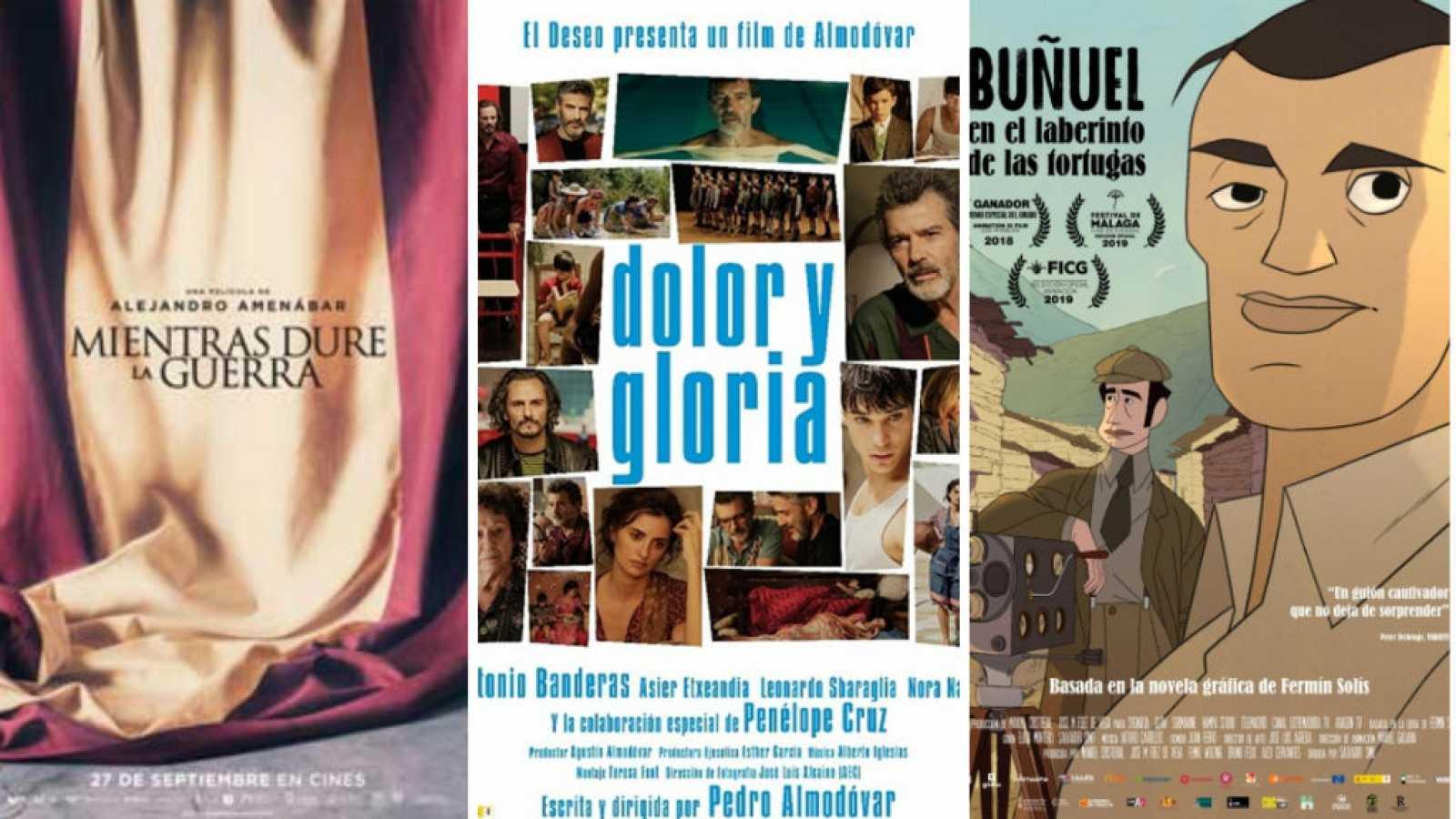 14 Horas - Almodóvar, Amenábar y Simó en la carrera por el Óscar - Escuchar ahora