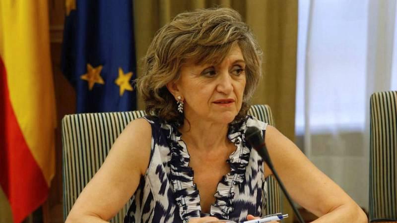 """24 horas - María Luisa Carcedo: """"La responsabilidad es compartida"""" - Escuchar ahora"""