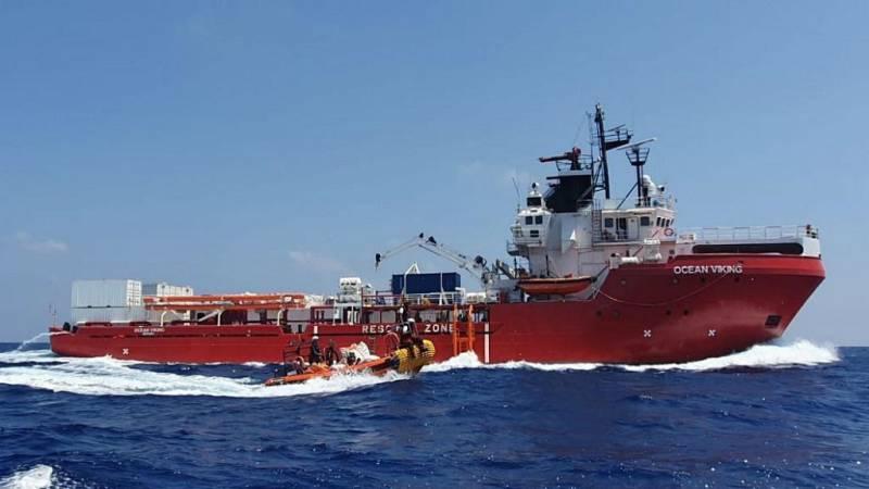 14 Horas - Malta lleva a puerto el Ocean Viking tras el acuerdo europeo  - Escuchar Ahora