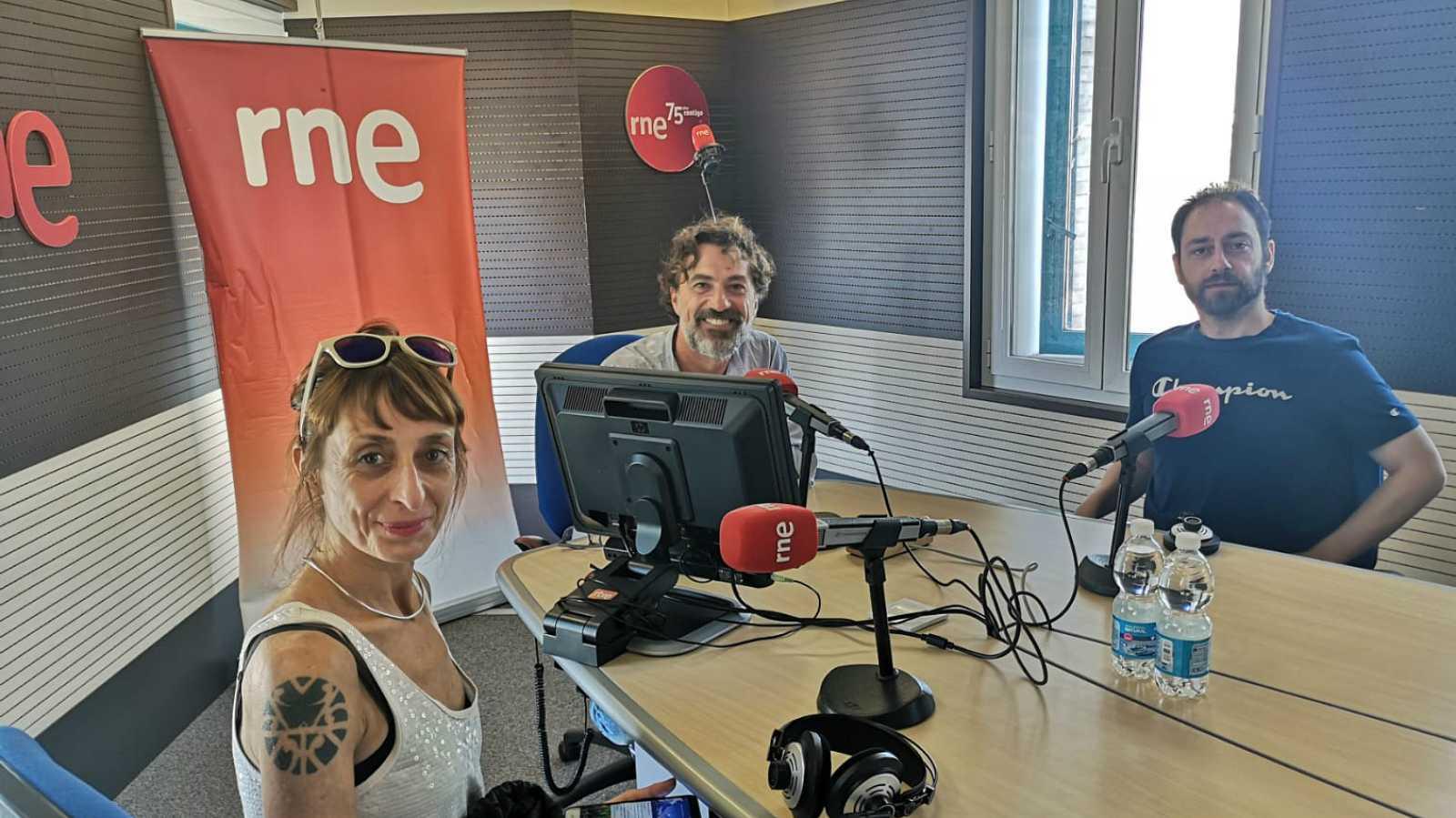 La sala - 'Tito Andrónico': Carmen Mayordomo, José Vicente Moirón y Antonio Castro Guijosa - 23/08/19 - Escuchar ahora