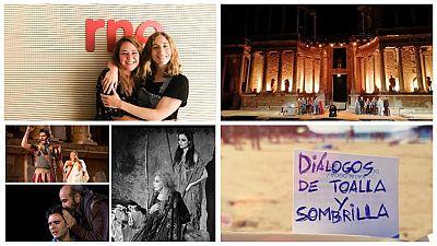 La sala - Hasta Mérida con unos trashumantes y Tito Andrónico y el encuentro entre Marta Aledo y Teresa Hurtado de Ory - 25/08/19 - escuchar ahora