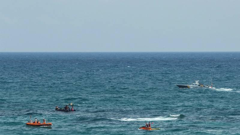 14 horas - Muere el piloto de un avión del Ejército del Aire tras caer al Mediterráneo - Escuchar ahora