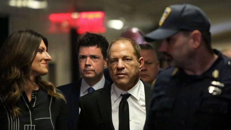 """Boletines RNE - Weinstein se declara """"no culpable"""" de nuevos cargos por abusos sexuales - Escuchar ahora"""