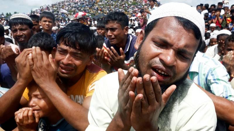 Cinco continentes - Rohingya: dos años de exilio - Escuchar ahora
