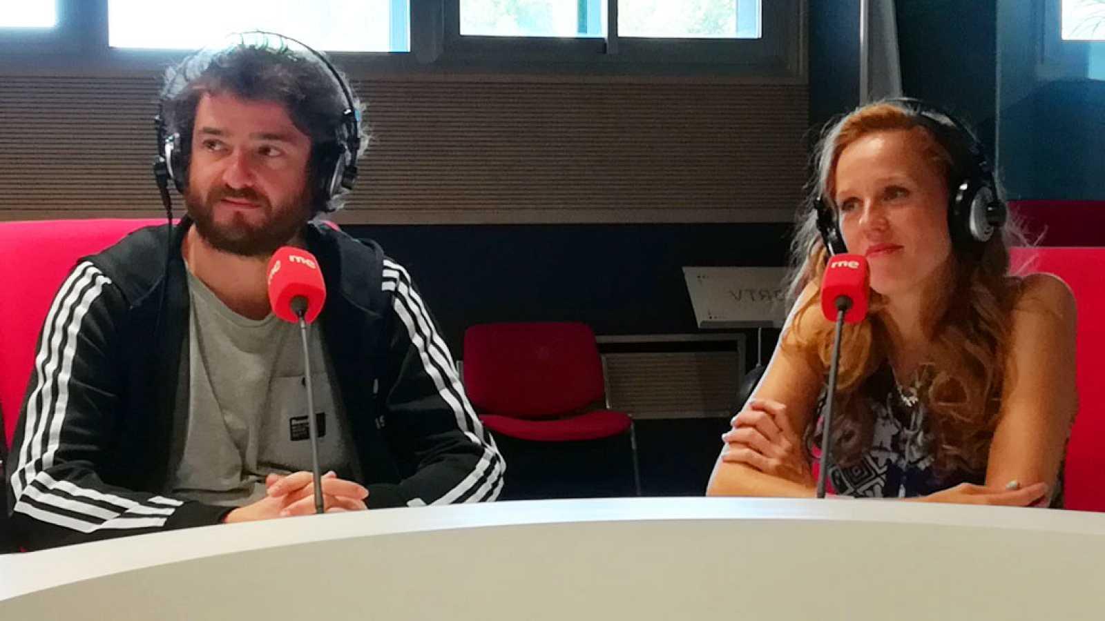 """Las mañanas de RNE con Alfredo Menéndez - 'Juntos': """"Muchas familias se ven reflejadas en esta obra"""" - Escuchar ahora"""