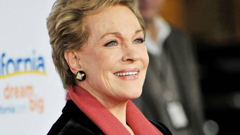 Las mañanas de RNE - Julie Andrews recibe el León de Oro en la Mostra de Venecia - Escuchar ahora