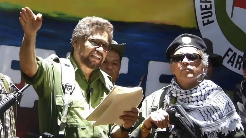 Cinco continentes - Colombia teme a las disidencias de las FARC - Escuchar ahora