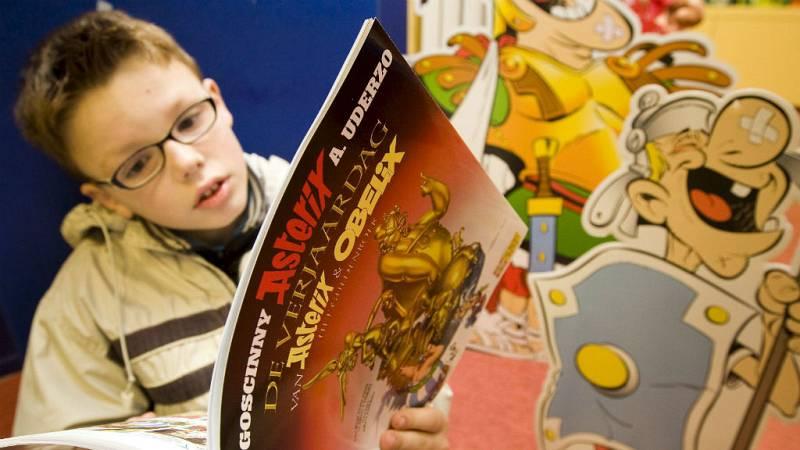 14 horas - Los libros que vienen: Asterix, Vargas Llosa, Pérez Reverte, Ian McEwan - Escuchar ahora