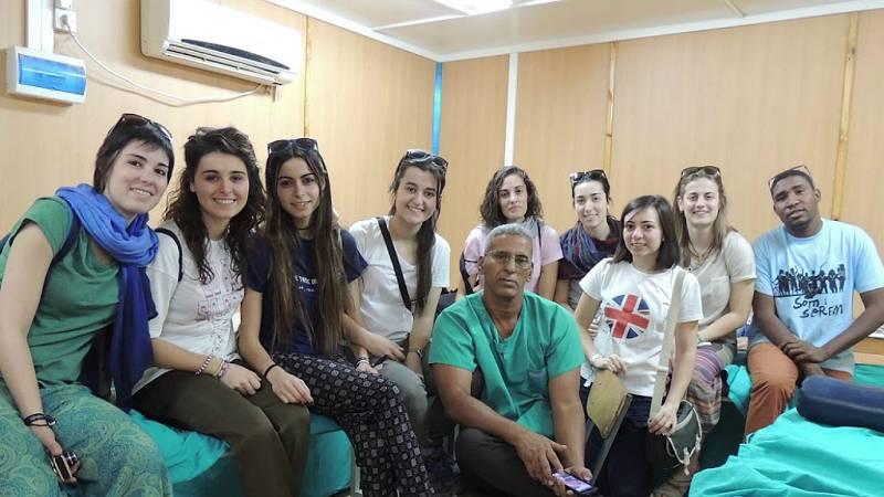Tres mundos, solidaridad - Enfermeros en el Sáhara - 02/09/19 - Escuchar ahora