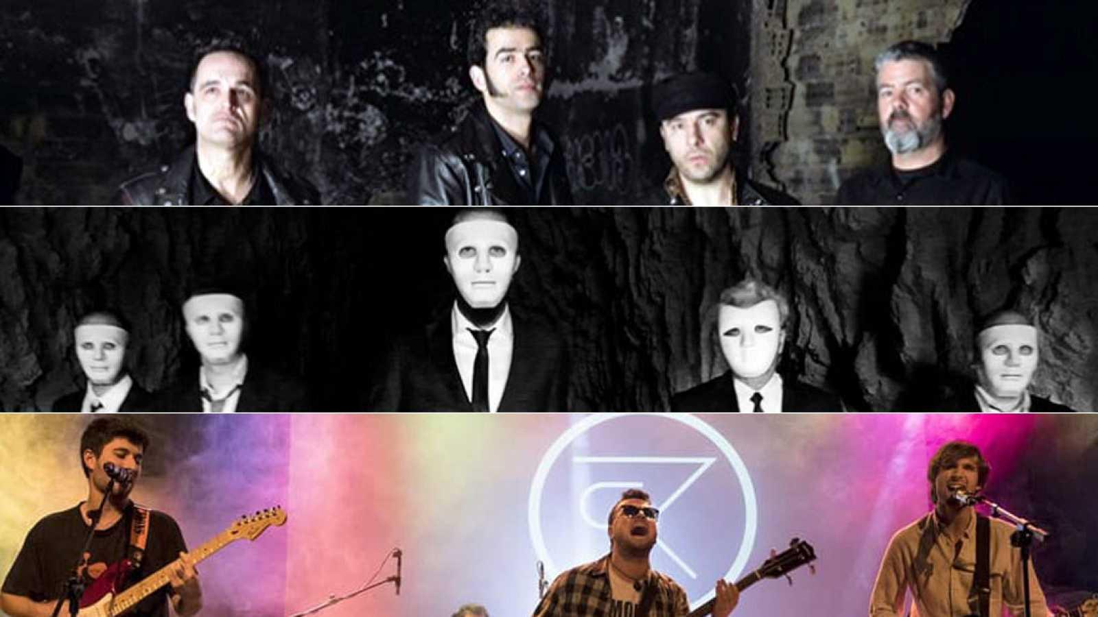 Entre dos luces - Los Fusiles, Six in Town y Anden 97 - 04/09/19 - escuchar ahora