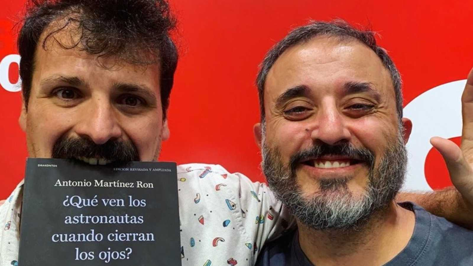Hoy Empieza Todo con Ángel Carmona - Ciencia Catacrocker - 04/09/19